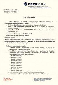 OM Mniszek referencje 1